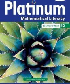 Platinum Mathematical Literacy Grade 12 Learner's Book (CAPS)