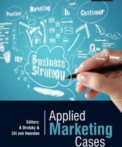 Applied Marketing Cases 1e