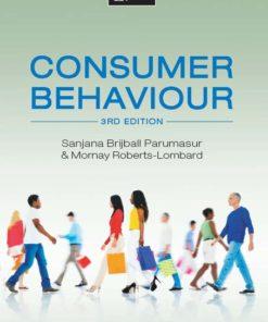 Consumer Behaviour 3e