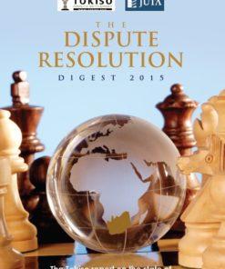 Dispute Resolution Digest 2015