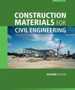 Construction Materials for Civil Engineering 2e (WebPDF)
