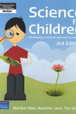Science for Children - Developing a personal approach to teaching (Paperback