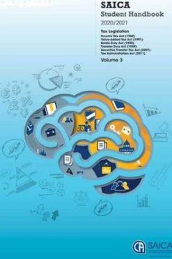 SAICA Student Handbook 2020/2021: Volume 3 (Paperback)