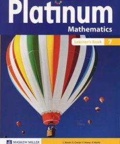 Platinum Mathematics Grade 7 Learner's Book (CAPS)