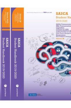 SAICA Student Handbook 2019/2020: Volume 2 (Paperback)