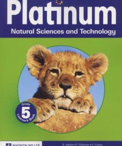 Platinum Natural Sciences and Technology Grade 5 Learner's Book (CAPS)