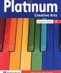 Platinum Creative Arts Grade 7 Learner's Book (CAPS)