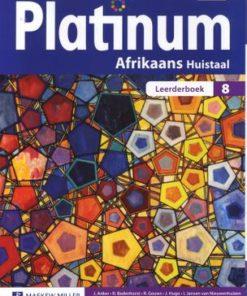 Platinum Afrikaans Huistaal Graad 8 Leerderboek (NKABV)