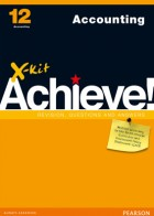 X-kit Achieve! Grade 12 Accounting Study Guide