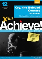 X-kit Achieve! Literature Study Guide: Cry