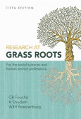 Research at grass roots - for the social sciences and human services professions 5/e