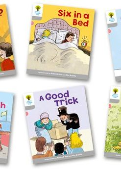 Oxford Reading tree Stage 1 First Words (Pack of 6) (Approved)