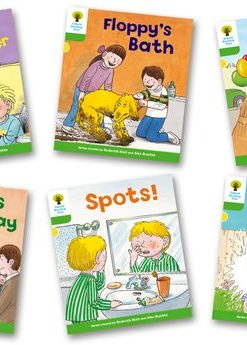 Oxford Reading tree Stage 2 More Stories A (Pack of 6) (Approved)
