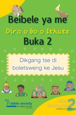 Setswana my 2nd bible do and learn book