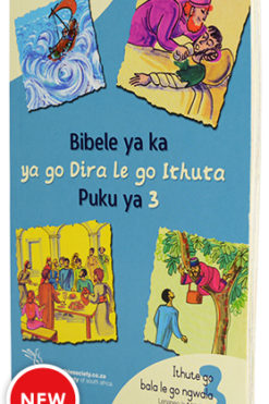Sepedi my 3rd bible do and learn book