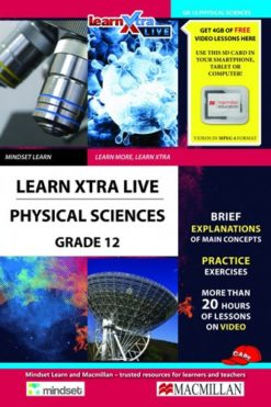 Learn xtra live physical science study guide grade 12