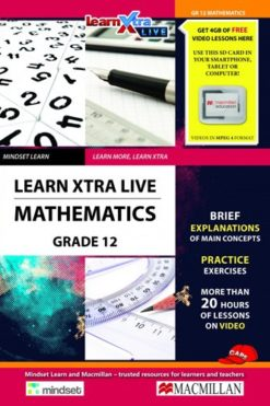 Learn xtra live maths study guide grade 12