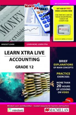 Learn xtra live accounting study guide grade 12