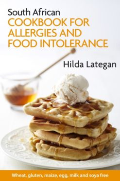 SA cookbook for allergies and food intolerance