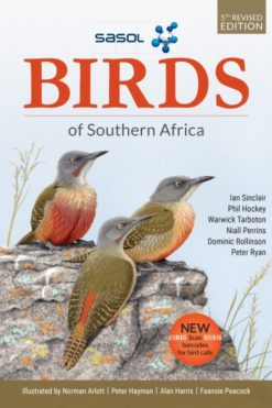 Sasol Birds of Southern Africa PVC (5th Edition)