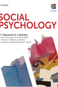 Social Psychology: South African Edition