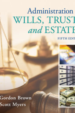Administration of Wills