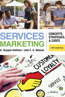 Services Marketing: Concepts